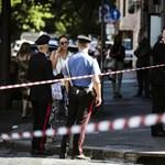 Kamudrogot vásárolt, majd halálra késelt egy római rendőrt két amerikai