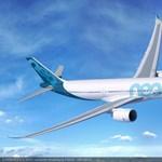 Ilyen lesz az Airbus új repülőgépe - videó