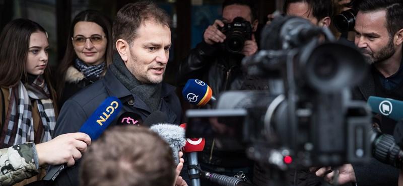 Legyőzte az ellenzék Fico pártját a szlovák választáson
