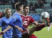 Észtország-Magyarország 1-1 - ÉLŐ
