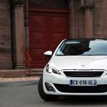 Átírná a francia autós kliséket az új Peugeot 308 - menetpróba