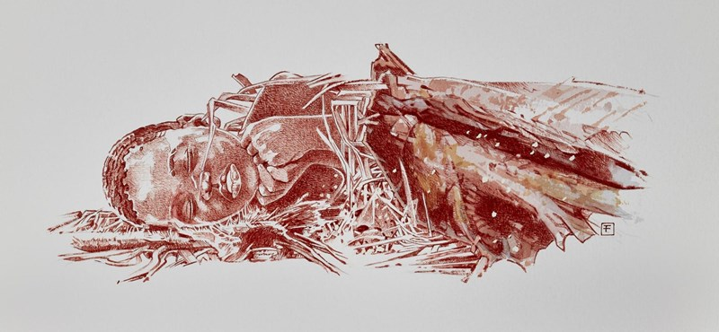 Találtak egy 78 000 éves sírt, benne egy 3 éves gyerek maradványaival