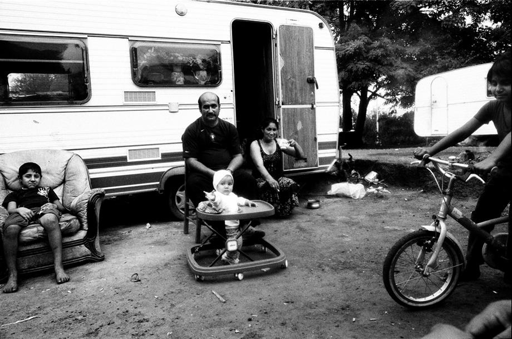 Roma kilakoltatás,Párizs,2010