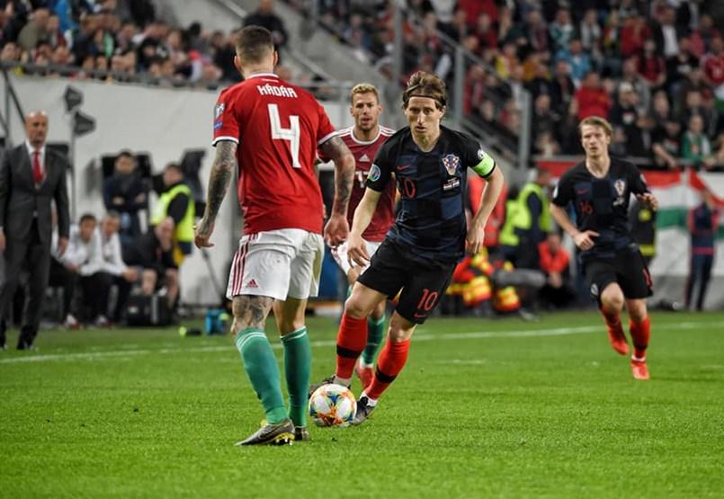 Magyarország–Horvátország - 2-1 - ÉLŐ
