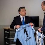 """""""Igazi nemzeti sikertörténet"""" – Orbán a magyar fociról"""