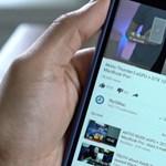 Ha iPhone-os, akkor mostantól lesz igazán jó YouTube-ozni a telefonján
