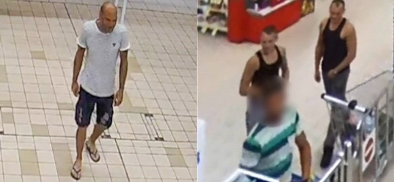 Lefejelte a biztonsági őrt egy tolvaj egy pesterzsébeti áruházban