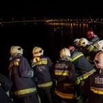 30 kilónyi felszereléssel kell 23 emeletet felrohannia a versenyző tűzoltóknak szombaton