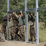 Elkezdték kijelölni a kerítés vonalát a magyar-román határon
