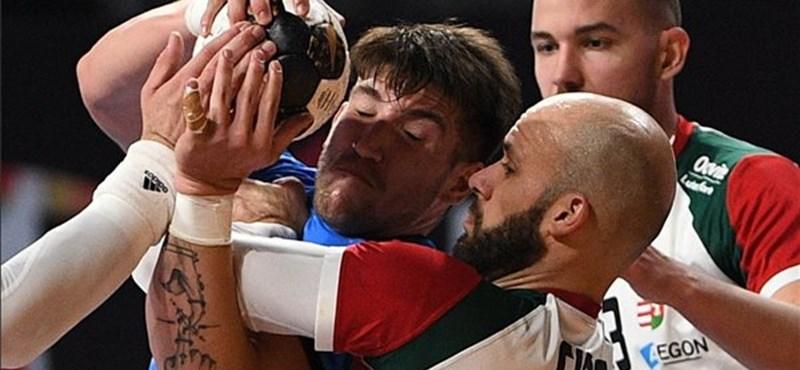 Továbbjutott a magyar férfi kézilabda-válogatott a világbajnokságon