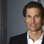 Matthew McConaughey egyetemi tanár lesz