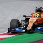 Nem papírforma: a Hungaroring előtt a McLaren 20 éves britje a legerősebb F1 pilóta