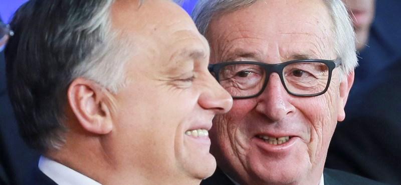 Orbán nevethet a végén, elkésett megregulázásával az EU?