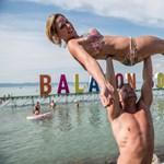 Zebramaszk és piros úszónacik: ilyen volt a Balaton Sound 2. napja