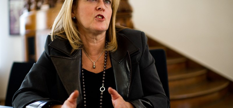 Schmidt Mária: A helyzetért Lázár János a felelős