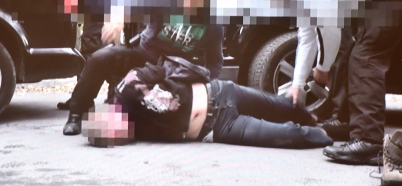 Magyar, nincs priusza, nem volt társa - őt gyanúsítják a körúti robbantással