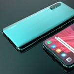 Ilyen lehet a Xiaomi első mobilja, amelynél a kamera a kijelző alá kerül – képek