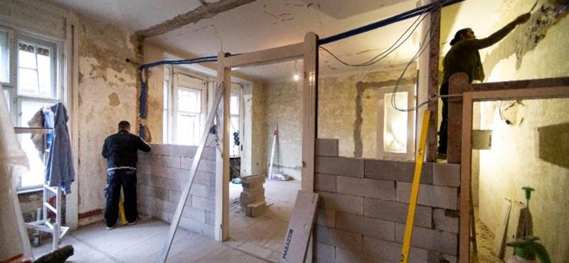 Megjelentek az otthonfelújítási támogatás és hitel részletei