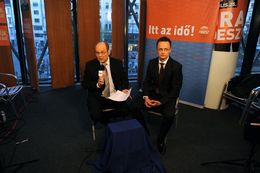 Fidesz választás szavazás nagyítás