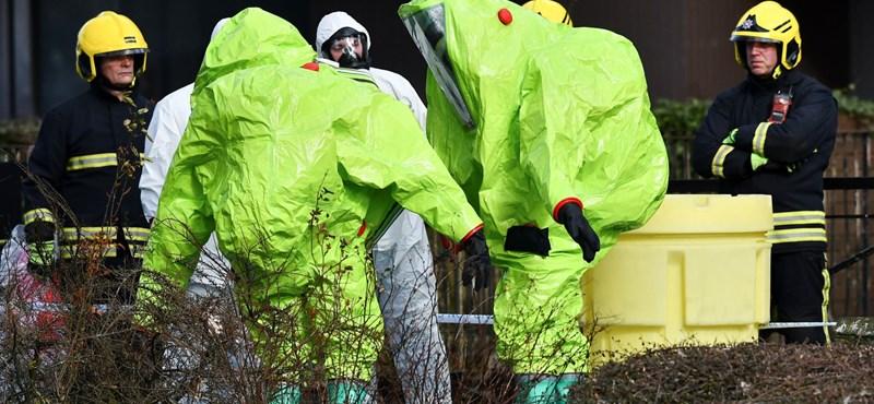 A nyilvános vécéket is feltúrják Salisburyben a novicsok nyomai után kutatva