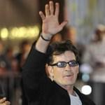 Az M1-en bejelentették, hogy meghalt Charlie Sheen – videó