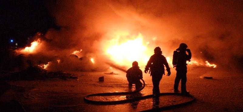Tűzgyújtási tilalom BAZ-megyében