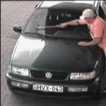 Fotó: fizetés nélkül hajtott el egy autós a benzinkútról