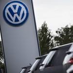 Volkswagen-botrány: ma abbamaradt a részvényár-zuhanás