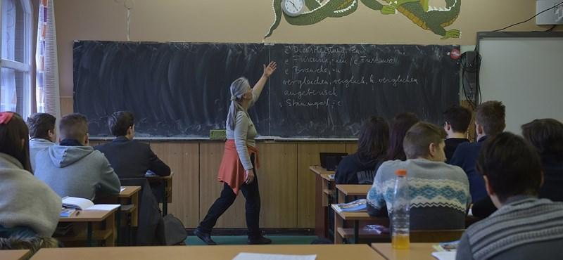 Dagad a tiltakozás: egy másik Herman-iskola is demonstrációt szervez