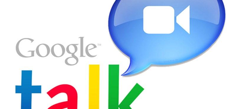 Leállt a Google Talk