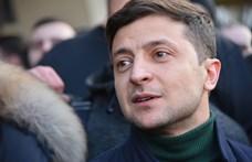 Fölényes győzelmet aratott Zelenszkij pártja Ukrajnában