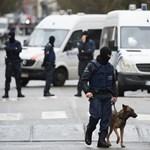 Három embert őrizetbe vettek a terrorellenes razzia során Brüsszelben
