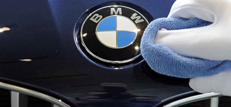 Rekordprofit a BMW-nél
