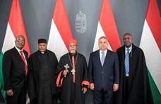Etióp keresztény vezetők nyugtatták Orbán Viktort, hogy nem küldenek bevándorlókat Magyarországra