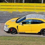 A Nürburgringen faragják még a frissített Honda Civic Type R-t