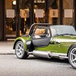 Ez történik, ha egy londoni luxusáruház sportautót tervez