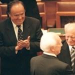 Mementó 1990: Göncz Árpádot elnökké választják