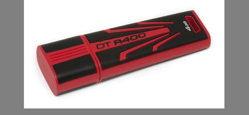 DataTraveler R400: az elnyűhetetlen USB-kulcs
