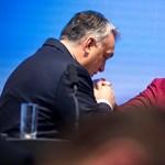 Angela Merkel oldalán harcolna a migráció ellen Orbán