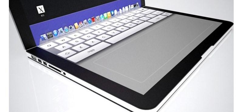Ismét leszavazta Tim Cook a Macbook/iPad hibrid gépet