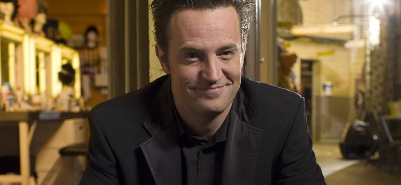 Matthew Perry and his fiancee split up
