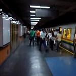 Venezuela fővárosában már metrójegyekre sincs pénz