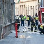 Tűztragédia Budapesten: halálra égett egy csecsemő és egy nő