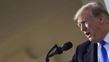 Trump szerint Nobel-békedíjra jelölték őt