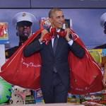 Így énekel Obama egy funky slágert – videó