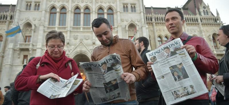 Az Átlátszó publikációs felületet biztosít a Népszabadság újságíróinak