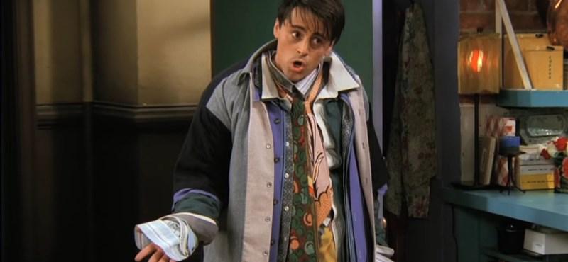 Joey apjának nézte egy kisfiú Matt LeBlanc-t az utcán