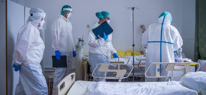 Miért van szájzár az egészségügyi dolgozókon?