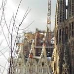 130 évvel később: szoftver fejezi be Gaudi remekművét
