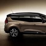 Jó nagy lett az új Renault Grand Scenic
